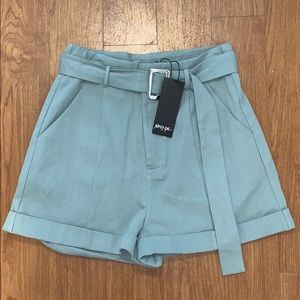 NWT Nasty Gal High-Waisted Shorts